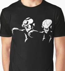 Mega Pulp Man Graphic T-Shirt
