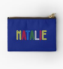 Natalie - Your Personalised Merchandise Studio Pouch