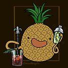 Ananas :: Fleischfressende Lebensmittel-Serie von missdaisydee