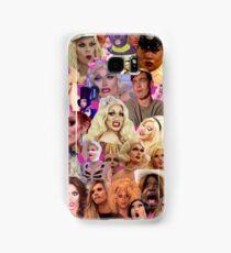 RuPaul Queens Collage Samsung Galaxy Case/Skin