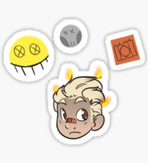 Junkrat Set Sticker