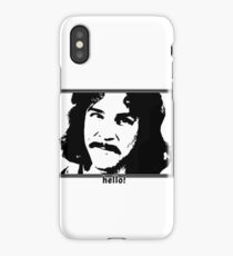 Hello My Name Is iPhone Case/Skin