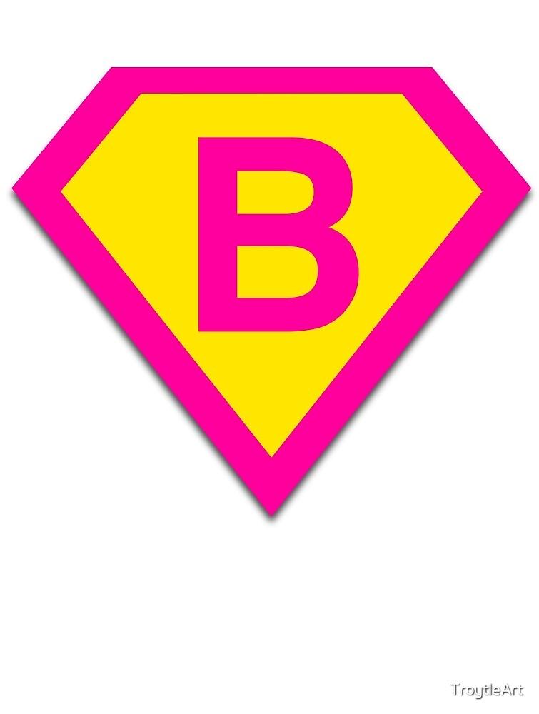 Super B! by TroytleArt