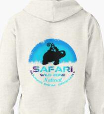 Safari Zone  Pullover Hoodie