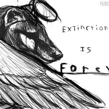 Thylacine by ArtforEarth