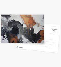 Mono-Kupfer Postkarten