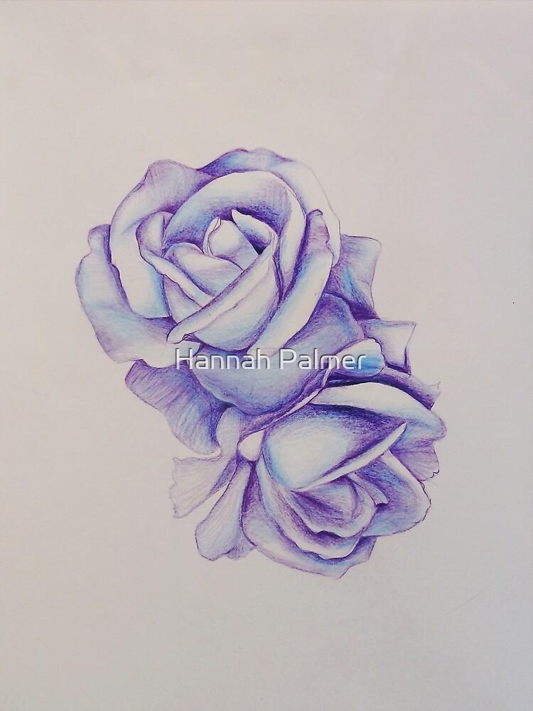 Subtle Roses by Hannah Palmer
