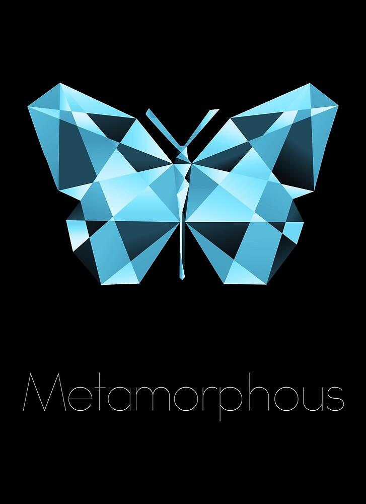 Blue Metamorphous  by WaynePhillips