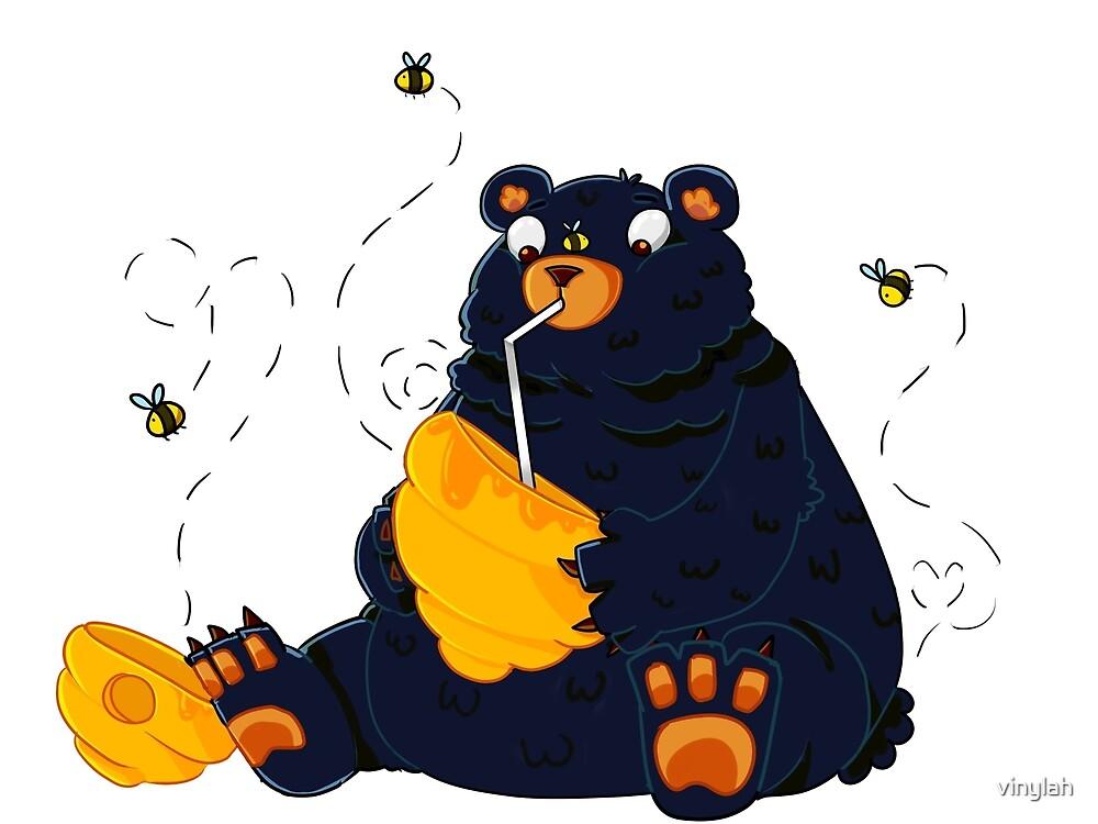 Sugar Bear  by vinylah