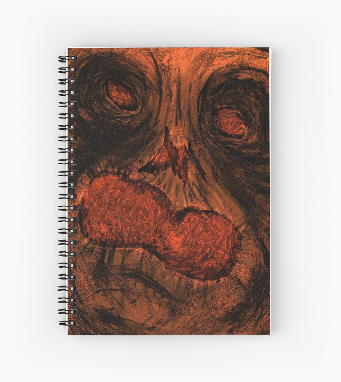 Necronomicon inspired notebook by smabd-sadmin
