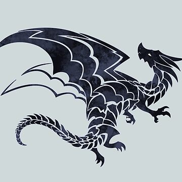 Dragon Design by Gulreth