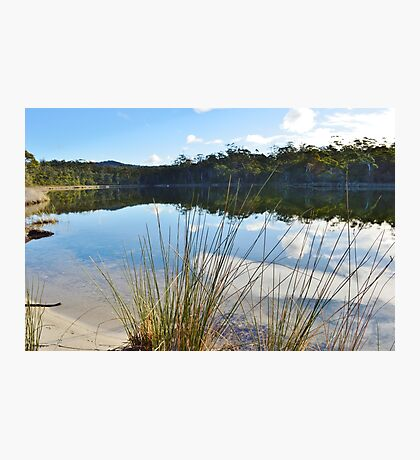 Reflecting on Binalong  Photographic Print