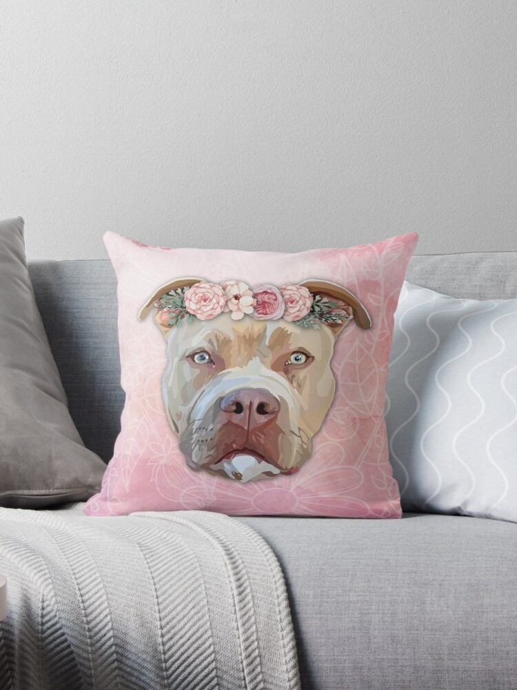 Pretty Pitbull by thedailysoe