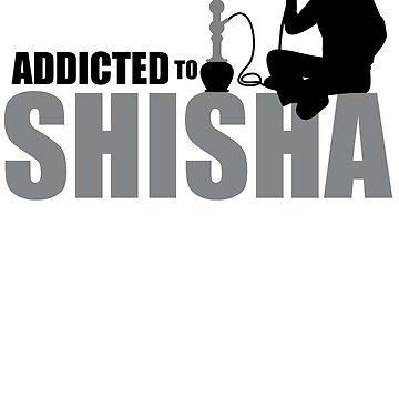 Hookah/Shisha Wearables by hookahtshirts