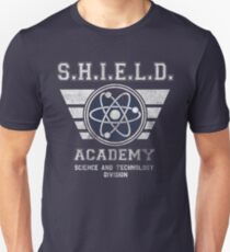 Camiseta ajustada Academia SHIELD