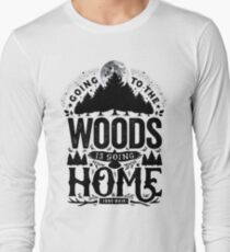 The Woods Long Sleeve T-Shirt