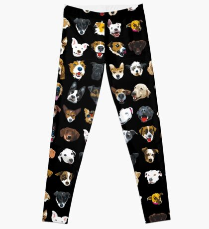 pooches Leggings
