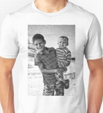 street children Unisex T-Shirt