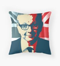 Michael Gove Brexit Throw Pillow