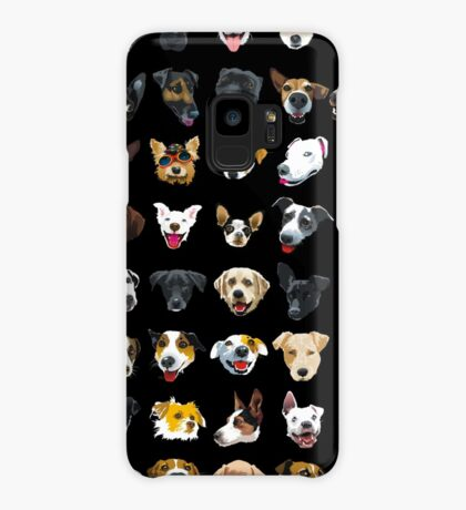 pooches Case/Skin for Samsung Galaxy