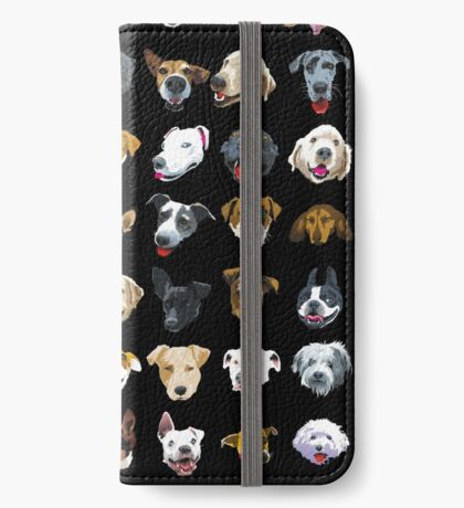 pooches iPhone Wallet