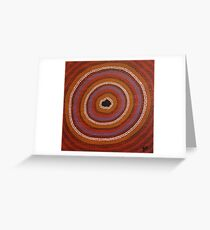 Secret Waterhole Greeting Card