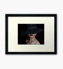 Hat Framed Print
