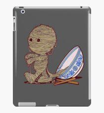 Spaghetti Mummy iPad Case/Skin