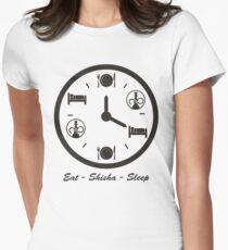 Hookah Tshirts/Shisha Tshirts Women's Fitted T-Shirt