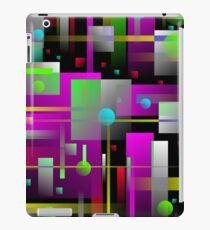 Crazy Beautiful Abstract  iPad Case/Skin