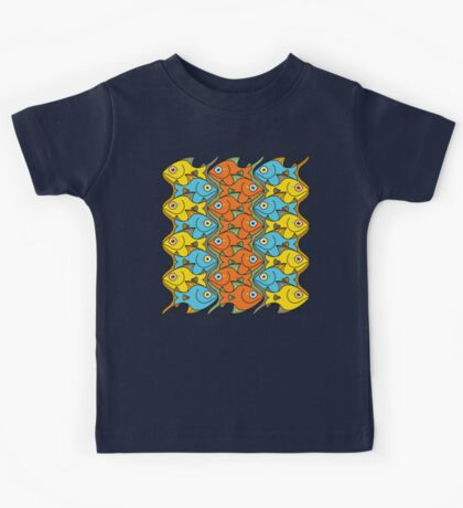 Something is Nicely Fishy Here! Kids Clothes