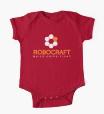 Robocraft Logo (White) Kids Clothes