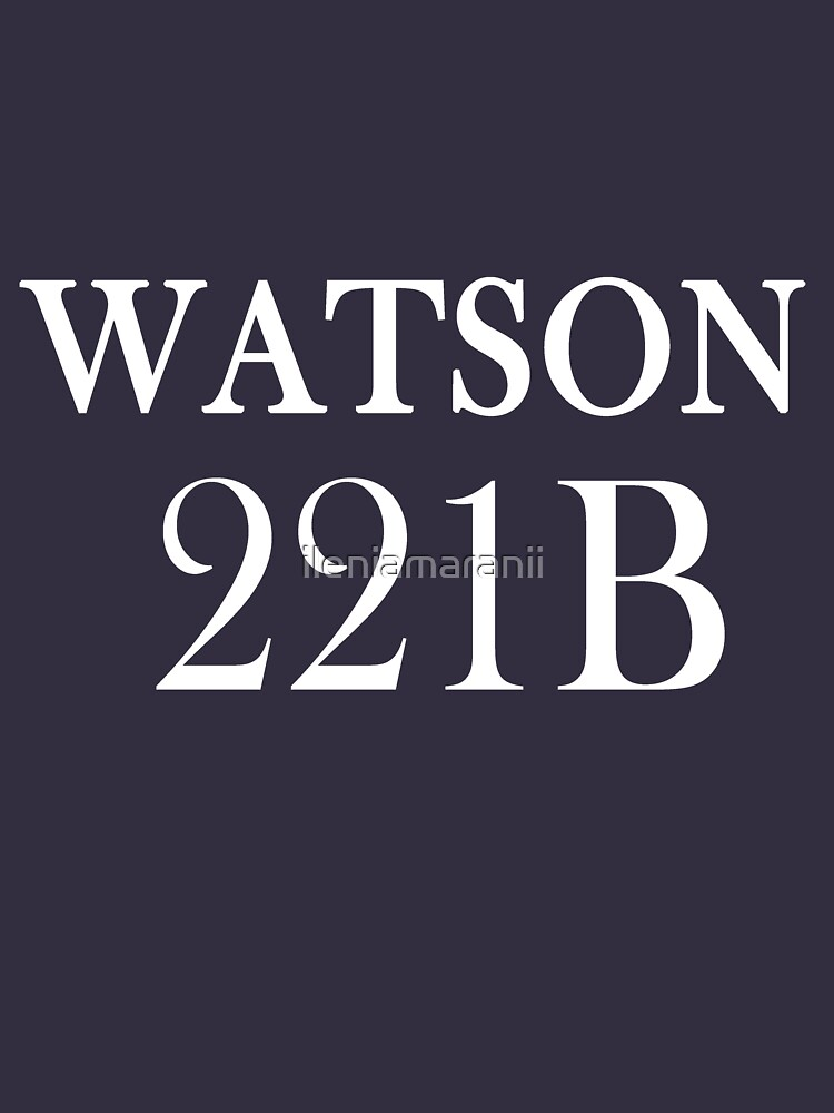 Watson by ileniamaranii