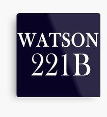 Watson Metal Print