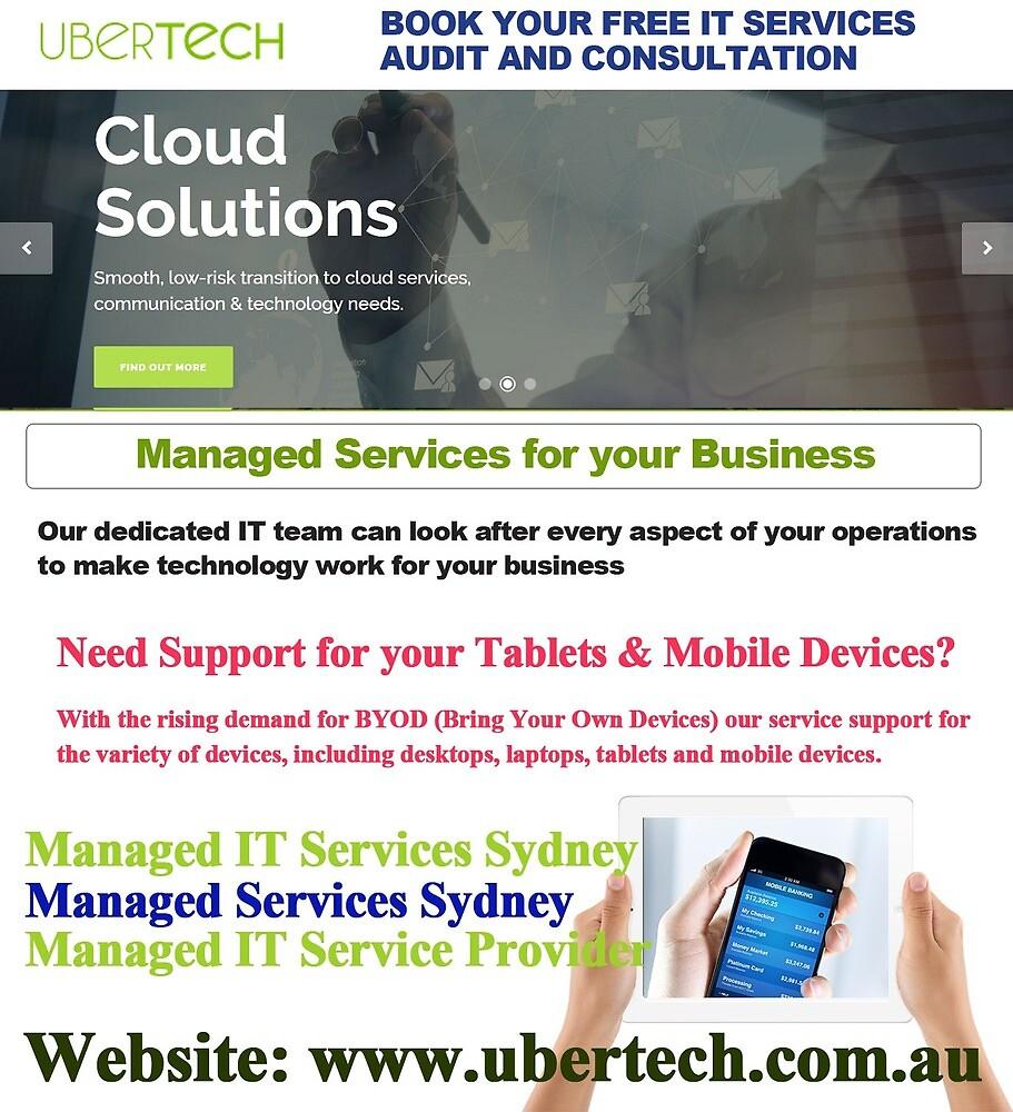 Cloud Computing in Australia by uubertbertechau
