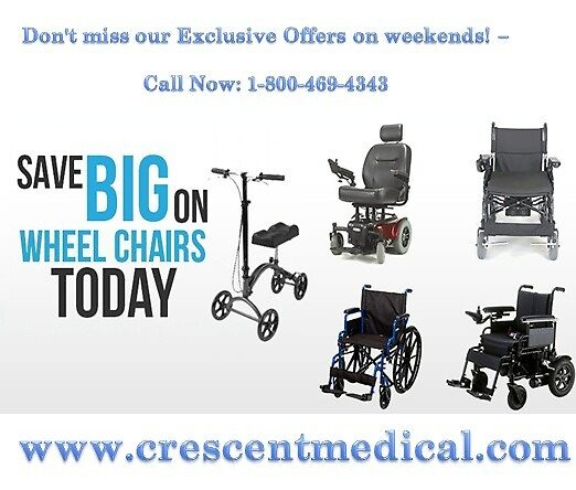 Home Medical Supplies by Crescent Medical  Supply