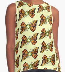 Loving Butterflies Contrast Tank