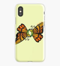 Loving Butterflies iPhone Case