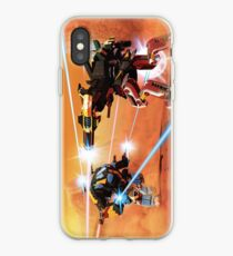 Robocraft Mech Fight iPhone Case