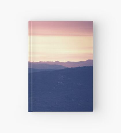 Going to rise up, find my direction magnetically Hardcover Journal