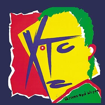 XTC - Drums and Wires by Miouki