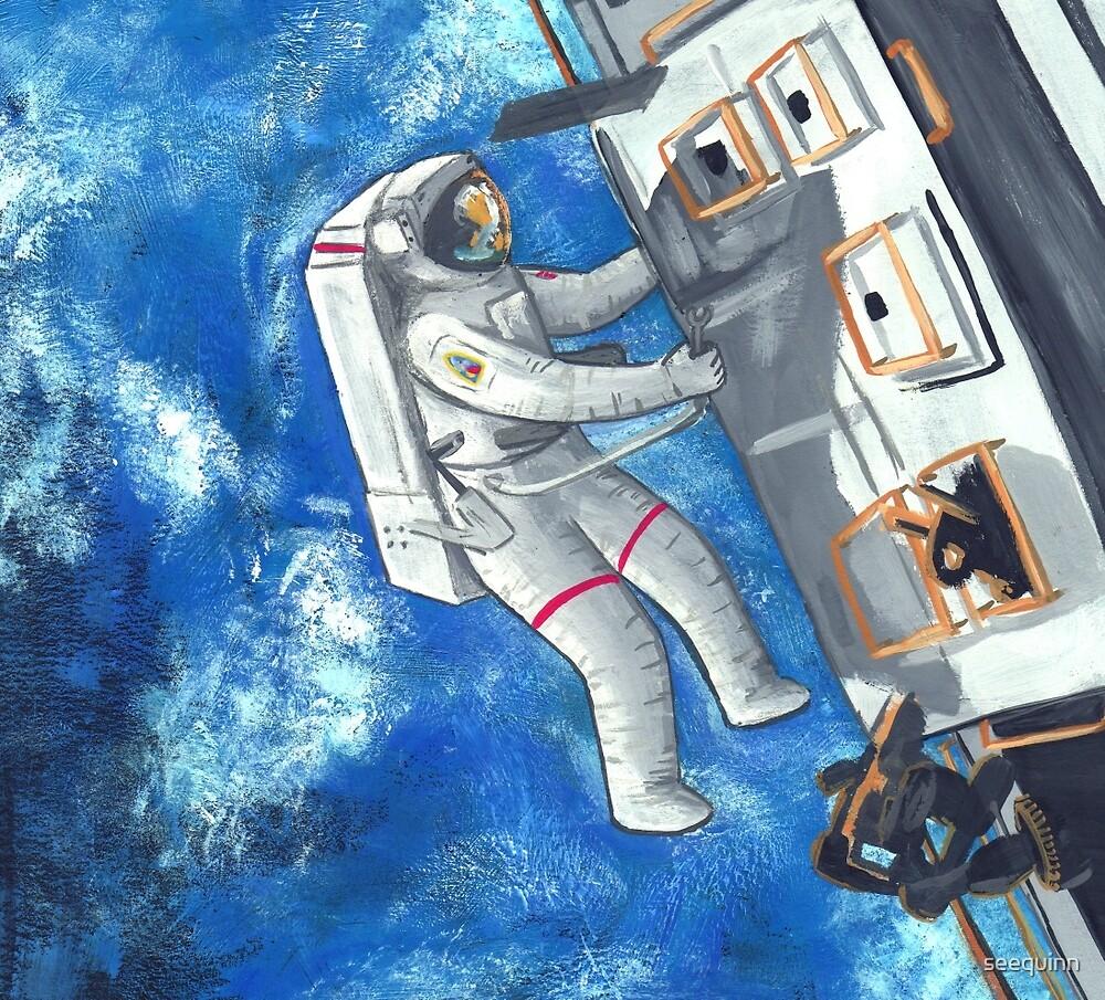Spaceman by seequinn