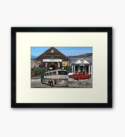 Johnson Mercantile Framed Print