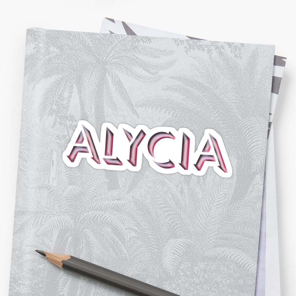 Alycia by Melmel9