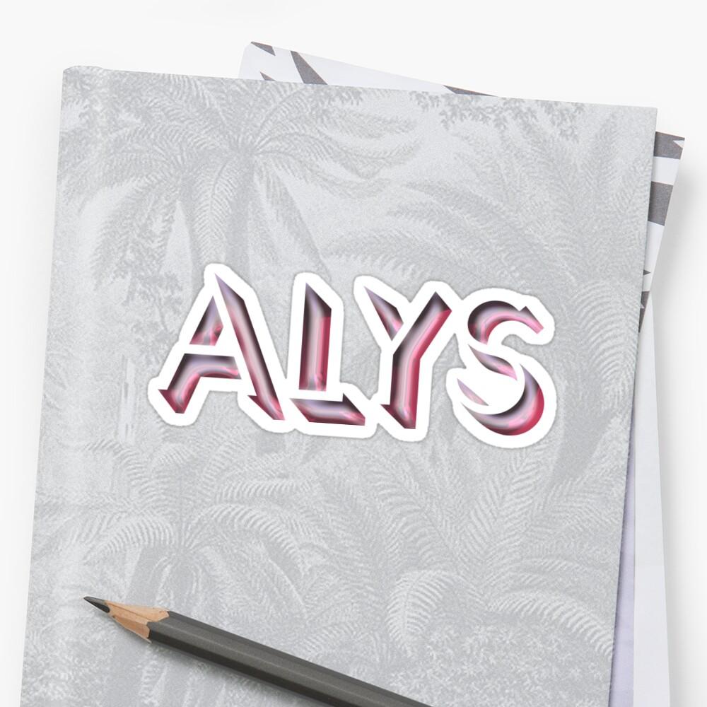 Alys by Melmel9