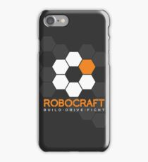 ROBOCRAFT HEX iPhone Case/Skin
