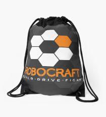 ROBOCRAFT HEX Drawstring Bag
