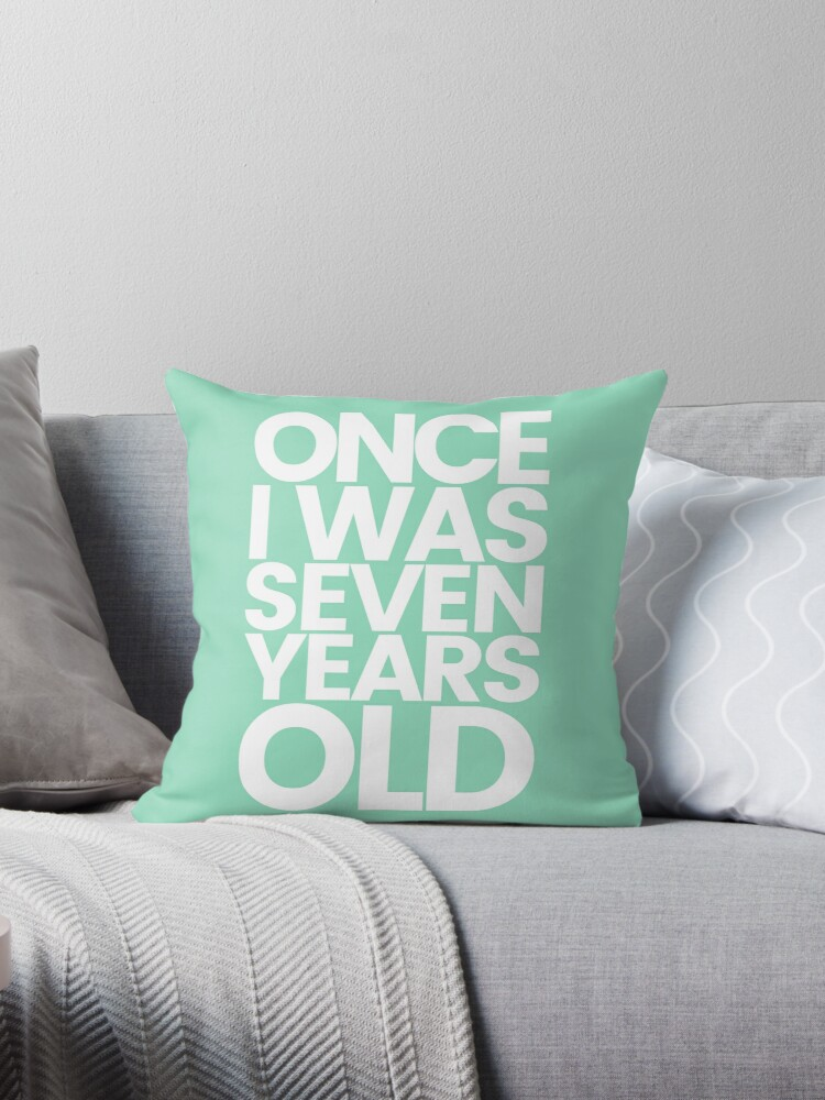Once I was 7 Years Old (Light) by lukasgraham