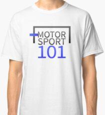 Motorsport101 Dark Logo Classic T-Shirt
