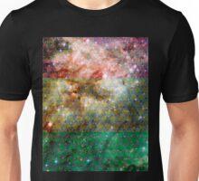 Rasta Tarantula Nebula Unisex T-Shirt